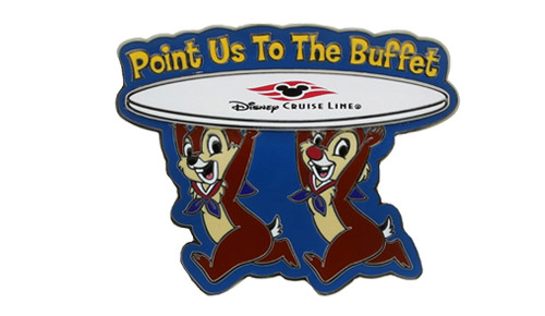 DCL Chip Dale Pin