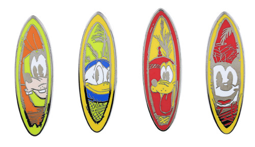 DCL Surf Boards Booster Pin Set