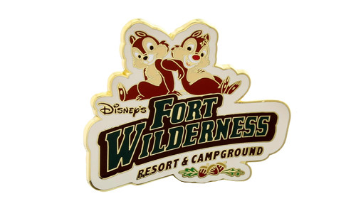 Disney Fort Wilderness Pin