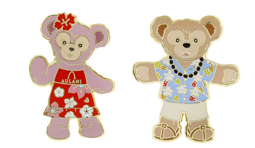 Duffy and Shellie May Pins