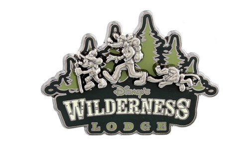 Fort Wilderness Lodge Pin