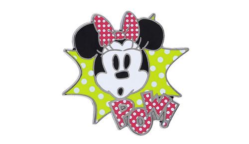 Minnie Pow Pin