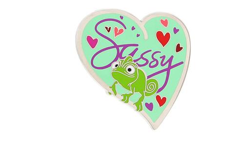 Pascal Sassy Pin