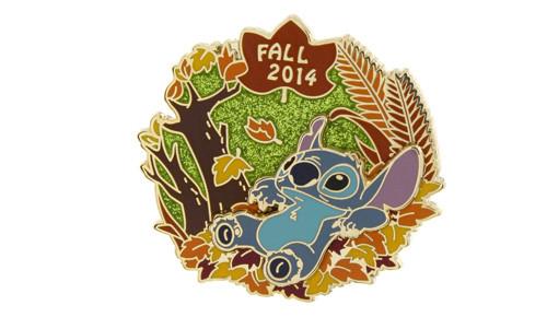 Stitch Fall 2014 Pin