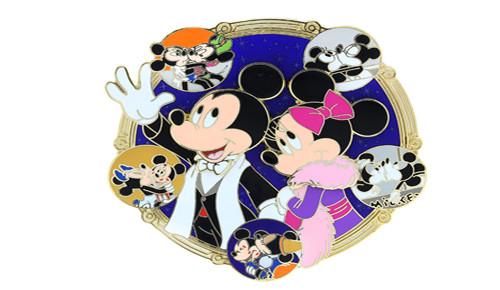 Disney 2014 Imagination Gala Pins - Disney Pins Blog
