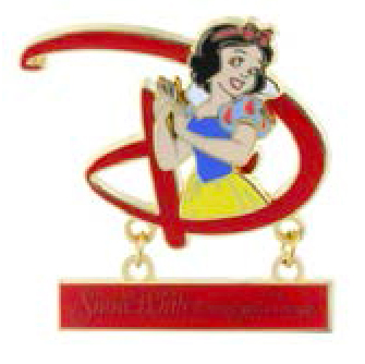 Generation D Snow White Pin