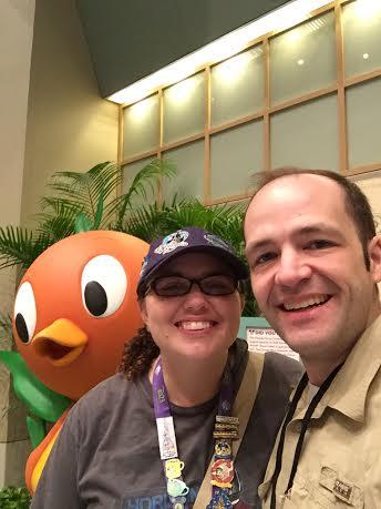 D23 Orange Bird