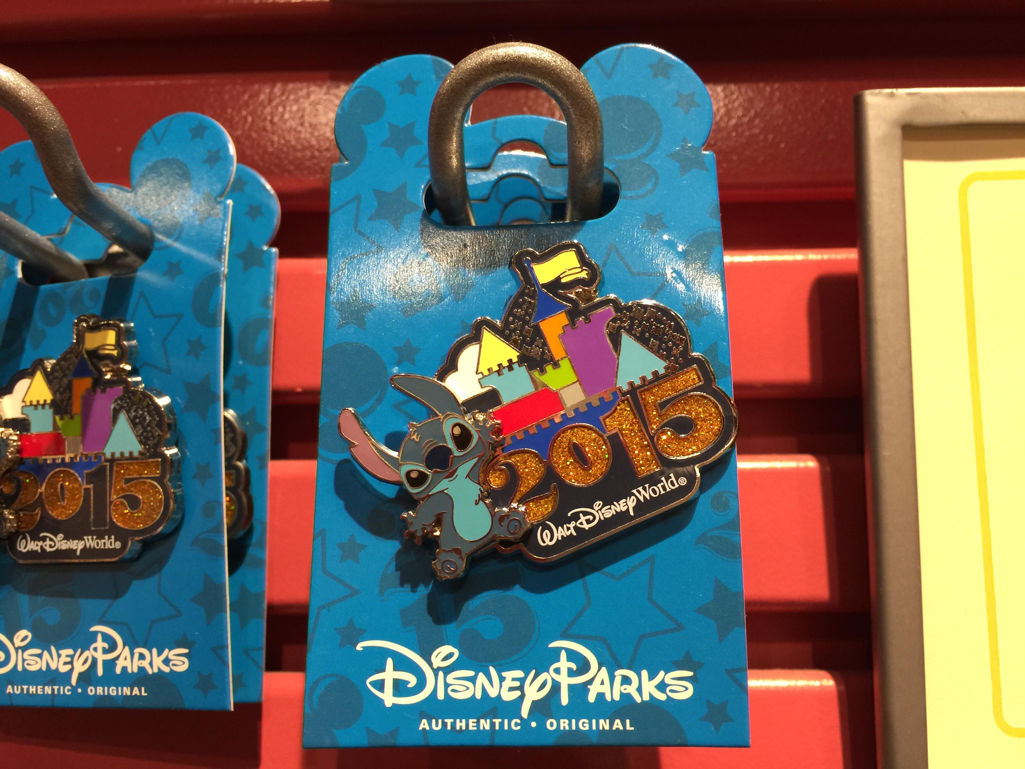 Fun, magie et sensations : Floride du 11 au 27 juillet 2015 Stitch-2015-Pin