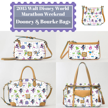 2015 WDW Marathon Dooney & Bourke Bags