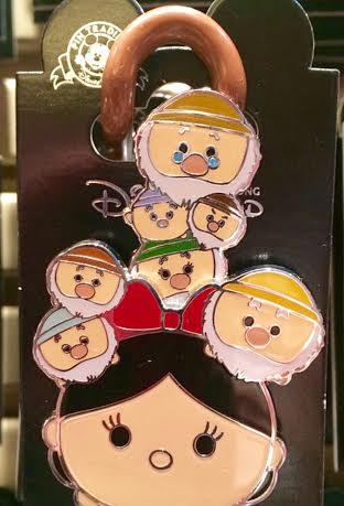 Disney Tsum Tsum Slider Pin