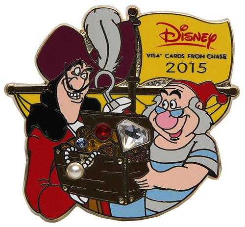 Disney Visa 2015 Pin
