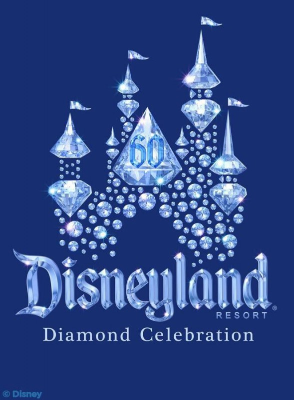 Disneyland 60 Diamond Celebration