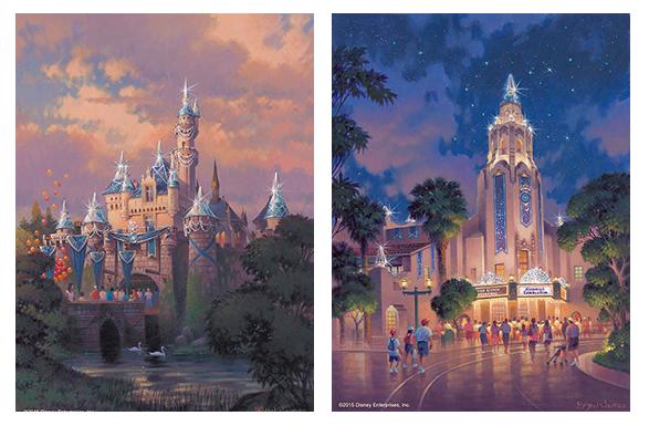 Sleeping Beauty 60th Diamond Castle