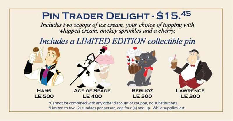 DSSH February 6, 2015 Pin Trader Delights