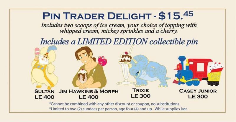DSSH Pin Trader Delights - February 16, 2015
