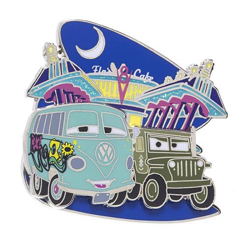 Disneyland 2015 Annual Passholder Cars Pin