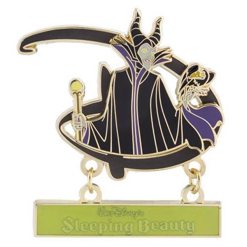 GenEARation D Sleeping Beauty Pin