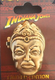 Indiana Jones DIsney Pin 2015