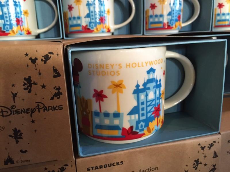Starbucks Disney's Hollywood Studios Mug