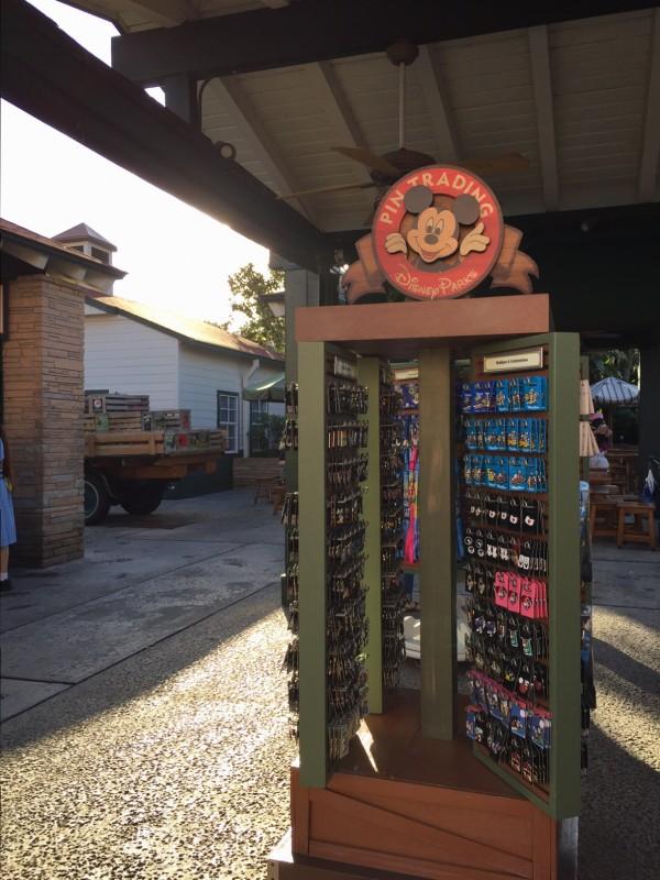 Sunset Ranch Pin Store - Disney Pin Trading