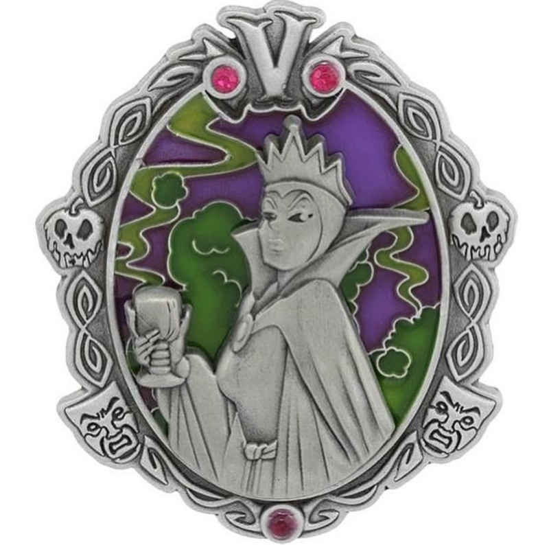 Wonderfully Wicked Evil Queen Pin