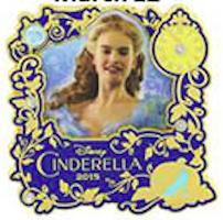 Cinderella 2015 Movie Pin