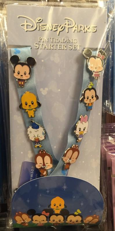 Disney Cutie Pin Starter Set 2015