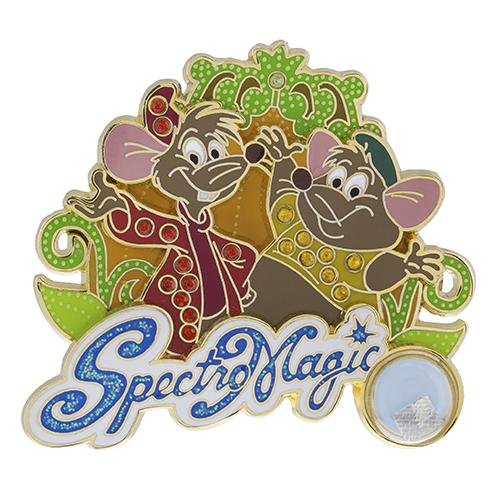Disney SpectroMagic Jaq and Gus Pin