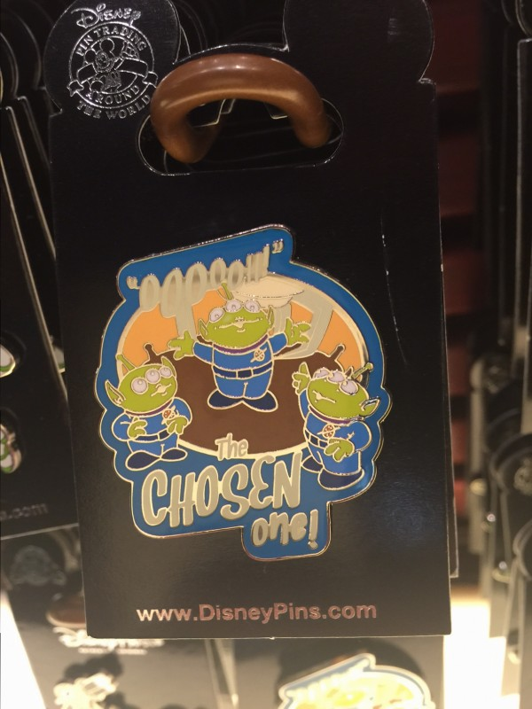Toy Story Aliens Open Edition Pin 2015