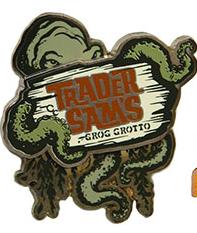 Trader Sam's Grog Grotto Pin