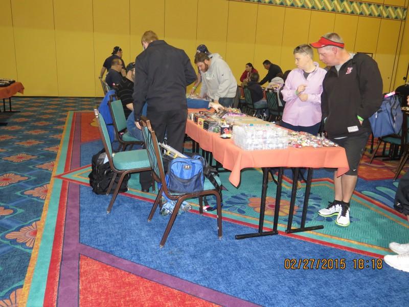 WDW February 2015 Pin Trading Night 2