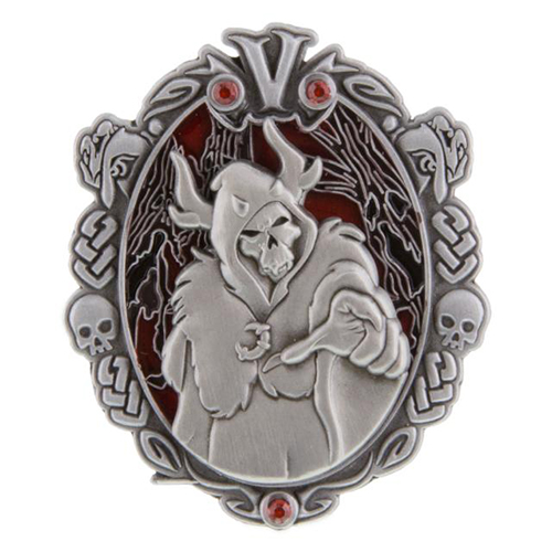 Wonderfully Wicked Horn King Pin